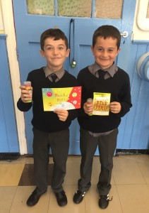 Reader and Star Pupil of the week! We worked extra hard this week during DEAR time and participating in all class activities!