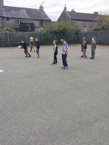 Gaelic Coaching 5th Class 3