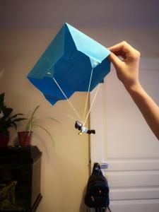Maksims Parachute - R6