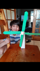 Rayan- Wind Turbine