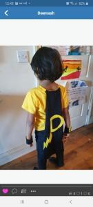 'Super D' Deenash - Senior Infants