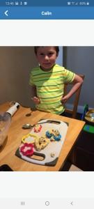 Cookies - Calin - Senior Infants