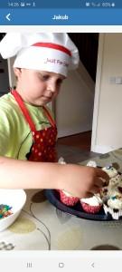 The Master at Work - Jakub Senior Infants