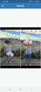 Deenash's Parachute - Senior Infants