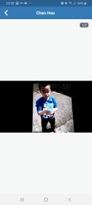 Chen Hao's Density Diver - Senior Infants