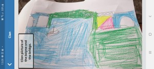 The Viaduct by Cian - Senior Infants