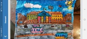 The GPO by Deenash - Senior Infants