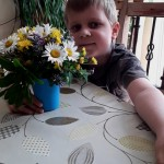 Jakub's flower arrangement