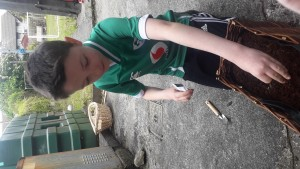 Conor O Donoghue- setting carrot seeds 2 G3
