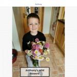 Anthony's (R3) Wild flower bouquet