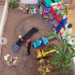 Craig's (Senior Infants) Tray Garden