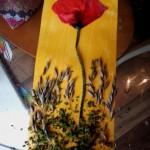 Deenash's (Senior Infants) Pressed Wildflowers