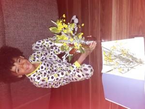 Tobe McKenny Nkire-Wildflowers  G3